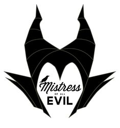 """""""Mistress of All Evil"""" T-Shirts, Hoodies, and... - Grinning Bobcat Designs"""