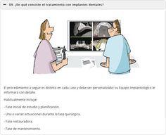 ¿En qué consiste el tratamiento con implantes dentales?
