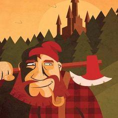 quadro lumberjack