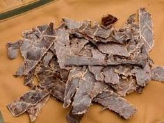 Picture of Beef Jerky Portions Plain