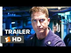 Check out the official Hunter Killer trailer starring Gerard Butler! Let us know what you think in the comments below. ▻ Buy or Rent Hunter Killer: . Movieclips Trailers, Latest Movie Trailers, Technology Articles, Upcoming Films, Gerard Butler, Official Trailer, New Movies, Teaser, Finals