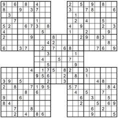 Images about sudoku on pinterest sudoku puzzles samurai and puzzles