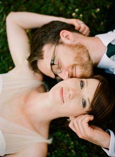 Bartram Gardens Outdoor Wedding via once wed