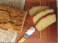 Quinoa quick bread
