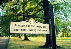Matthew 5:5