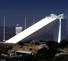 Kitt Peak National Observatory Solar Telescope.