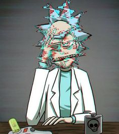 Glitchy Rick((Rick and Morty)) Related Post 《Rick and Morty / Mr. Meeseeks》 Yaoi images of Rick and Morty (Rick × Morty). Rick and Morty season Trippy Wallpaper, Cartoon Wallpaper, Cartoon Cartoon, Rick Und Morty Tattoo, Rick I Morty, Trippy Rick And Morty, Rick And Morty Poster, Dope Wallpapers, Wallpaper Wallpapers