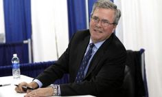 ANOTHER RHINO: jeb bush wafles on immigration again!