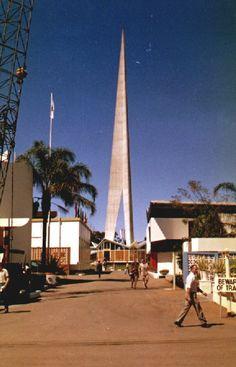 The Spire, Zimbabwe Trade Fair, Bulawayo