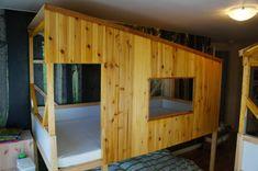 Kura Treehouse Beds - IKEA Hackers