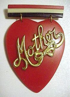 bakelite jewelry | vintage bakelite mother pin sold we love this bakelite mother