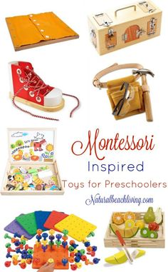 The Best Montessori Toys for 3 year olds, Montessori toys for preschoolers and Montessori education, Great gift guide for the Montessori home. Best Picture For Montessori Education For Your Taste You Montessori Preschool, Montessori Education, Elementary Education, Toddler Preschool, Toddler Toys, Preschool Activities, Maria Montessori, Best Educational Toys, Educational Technology