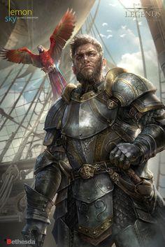 Camlorn Hero - Elder Scrolls Legends
