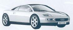 Audi Quattro Spyder, 1991