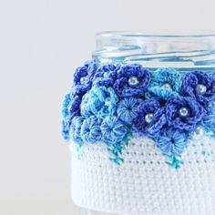 フラワーベース(青い花園)