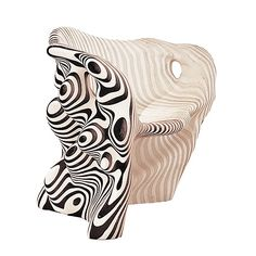Paper Chair By Mathias Bengtsson (2010   Laser Cut Recycled Paper) Amazing Design