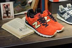 New Balance - Made in USA Authors collection