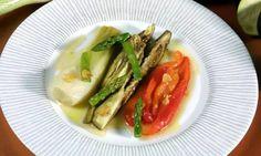 Receta de Verduras asadas al horno