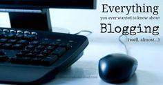 Everything #Blogging christelijke vrouw home business marketing training blog bloggen spiritualiteit familie gezin geloof opvoeding online bijverdienen