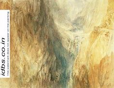 The Devils Bridge, St. Gotthard, c.1841 by Joseph Mallord William Turner