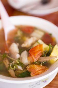 Khmer food in Siem Reap