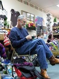 Картинки по запросу men knitting