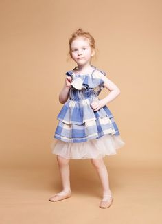 Eva dress #kidfashion #girl