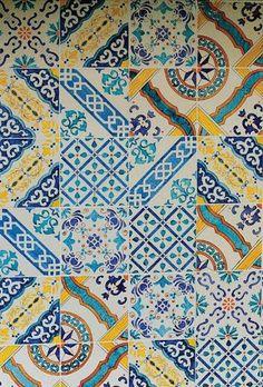 Italian Tile   Traditional Italian Tiles   Global Interior Design Blog   Handmade ...