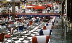Inspiration for Sammy's: Legends in Rancho Cucamonga, CA