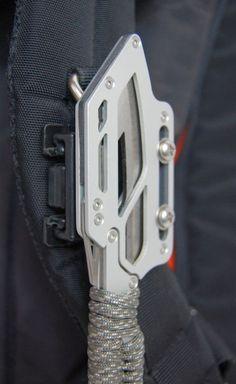 Ultralight Knife   Montie Gear