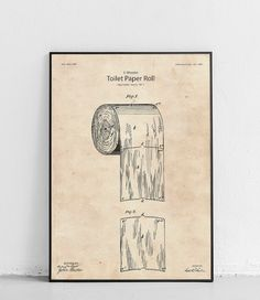 Toilet Paper Roll, Fig, Ficus, Figs, Toilet Paper Rolls