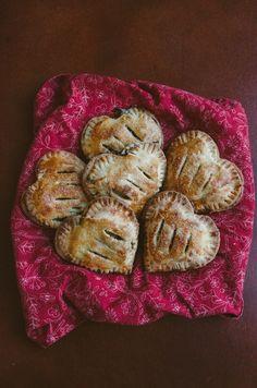 Gluten-Free Buttermilk Apple Hand Pies. ☀CQ #glutenfree