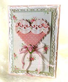Hearts & Flowers Spellbinders