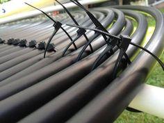 solar spa heater diy roof
