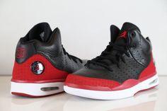 competitive price 5ec68 3bb22 Nike Air Jordan Flight Tradition Black Gym Red Jordan Basketball, Nike Air  Jordans, Kicks