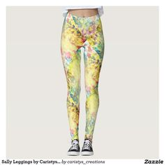 Sally Leggings by Caristys Creations