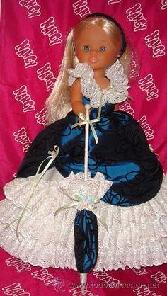 PRECIOSA NANCY SISI EMPERATRIZ (Juguetes - Muñeca española Moderna - Nancy y Lucas)
