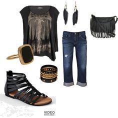cool & casual, created by suzyqzer