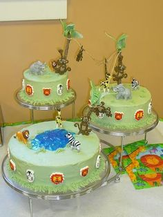 @Sandi McCulloch jungle cake