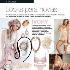 ¡Especial bodas! Relojes #Duward Colección Basic Lady para novias femeninas y sexys. Looks de altura en Introversion, revista femenina. Moda íntima, belleza y salud