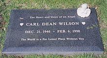 Carl Wilson - Wikipedia, the free encyclopedia