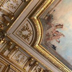 Angel Aesthetic, Gold Aesthetic, Aesthetic Vintage, Travel Aesthetic, Apollo Aesthetic, Aesthetic Indie, Baroque Architecture, Beautiful Architecture, Architecture Design