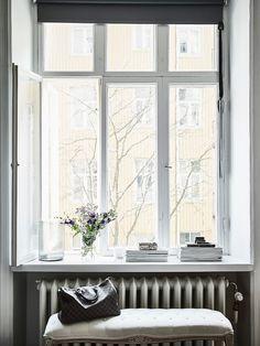 windows | swedish apartment