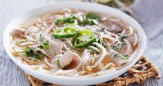 15 recettes vietnamiennes qui voyagent - Banh cuon ou crêpes vietnamiennes - Cuisine AZ