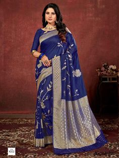 Akanksha Dola Silk Saree, Such Saris women use to wear on Casual Wea, Marriage Wear at Online Lowest Wholesale Price Shipping Worldwide Silk Sarees, Weaving, Sari, Clothes For Women, Blouse, Link, Casual, Clothing, Cotton