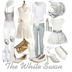 Black Swan Fashion Inspiration   Her Campus