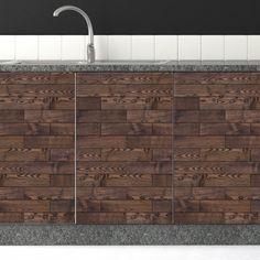 Αυτοκόλλητο για ντουλαπια κουζίνας πράσινα φύλλα Outdoor Decor, Decor, Garage Doors, Home, Doors, Home Decor