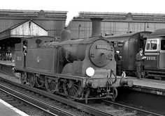 Class M7. no.30035. Waterloo. 8 September 1962 | scanned neg… | Flickr