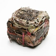 earth-cubed. If we were to cut a small cube from a landfill dump, what would we find?