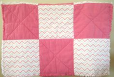 Babies need warm cozy quilts and new Moms need corn bags!  These Patty Cakes Baby Quilts were named for my Mom, a true quilter extraordinaire -